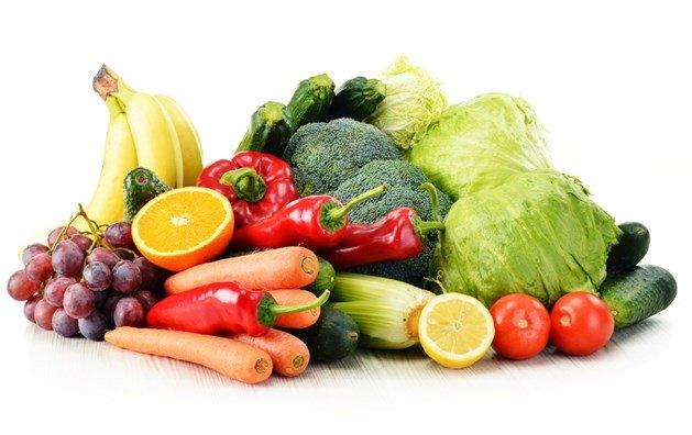 De voordelen van groente en fruit