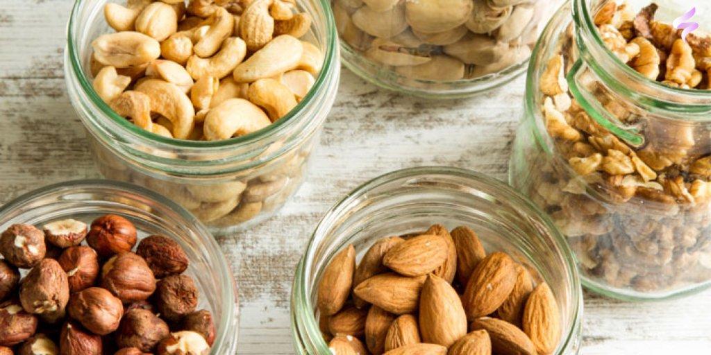 De voordelen van noten in een gezonde levensstijl