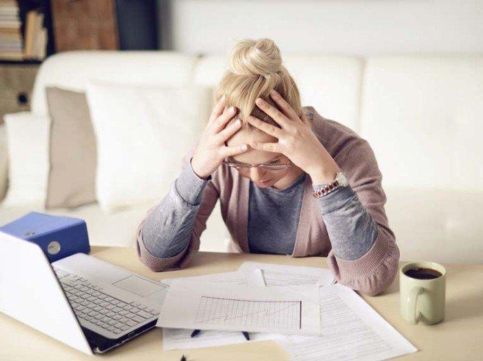 Blijf stress de baas. Beweeg en eet gezond.