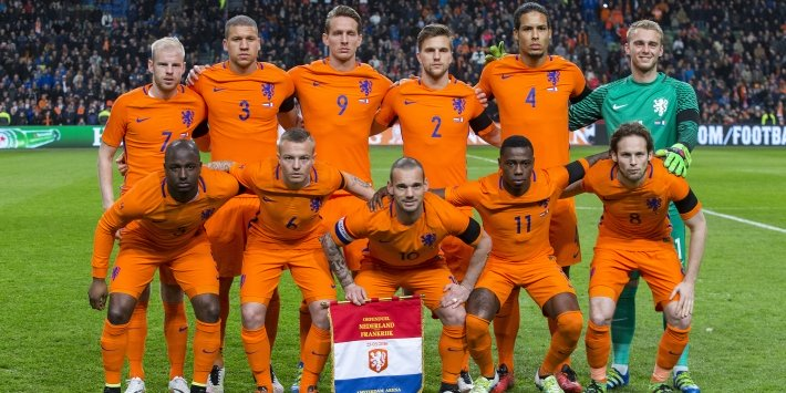 Nederlands Elftal 2016
