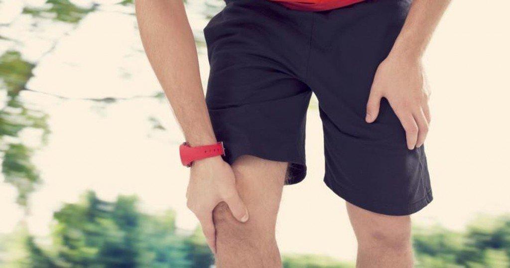 Pijnlijke knie tijdens hardlopen